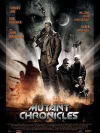 The Mutant Chronicles streaming français