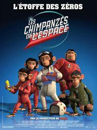 film Les Chimpanzés de l'espace en streaming