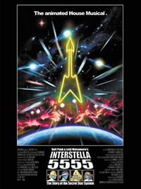 film Interstella 5555 en streaming