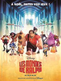 Regarder film Les Mondes de Ralph streaming