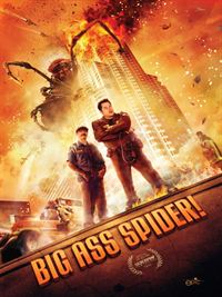 film Big Ass Spider en streaming