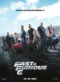 film Fast & Furious 6 VO CAM 2013 en streaming
