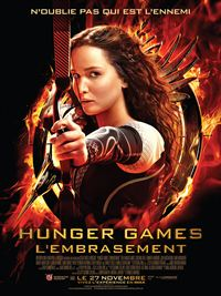 film Hunger Games - L'embrasement en streaming