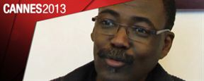 Cannes 2013 : Mahamat Saleh-Haroun pr&#233;sente &quot;Grigris&quot;