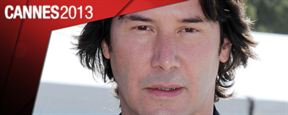 Cannes 2013 : Keanu Reeves sur la Croisette pour &quot;Tai Chi Master&quot;