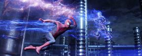 """The Amazing Spider-Man 2"" : extrait sous haute tension avec Electro..."