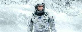Interstellar : Matthew McConaughey visite une planète de glace sur l'affiche