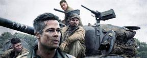 Fury : Brad Pitt et son équipe aux aguets sur l'affiche