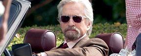Ant-Man : Michael Douglas en costume sur le tournage