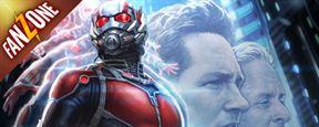 FanZone 285 : où en est Ant-Man ?