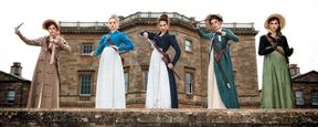 Pride and Prejudice and Zombies : les héroïnes du film prêtes au combat