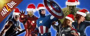 FanZone 324 : les Avengers vous souhaitent un Joyeux Noël...