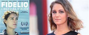Portrait d'une jeune actrice : Ariane Labed, héroine de Fidelio, l'odyssée d'Alice