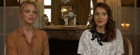 Amour vrai, clichés, héroïnes démodées...: Virginie Efira et Anaïs Demoustier revisitent la comédie romantique !