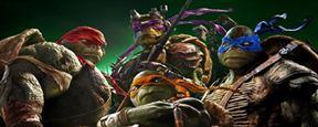 Ninja Turtles : Rocksteady et Bebop montrent enfin leurs museaux sur le tournage !