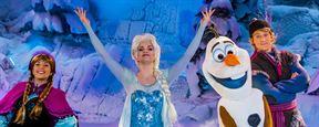 La Reine des Neiges live : on a vu le spectacle à DisneyLand Paris
