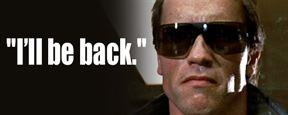 Les répliques cultes de la saga Terminator
