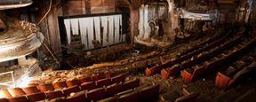Les images saisissantes de salles de cinéma abandonnées qu'on rêve de visiter