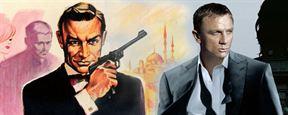James Bond : les 10 plus belles affiches de la saga