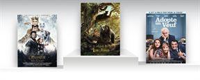Box office France : Le Livre de la jungle franchit les 2 millions d'entrées