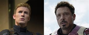 Robert Downey Jr et Chris Evans partants pour rester chez Marvel