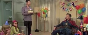Doctor Strange : Benedict Cumberbatch fait le magicien chez Jimmy Kimmel
