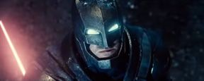 DC vs Star Wars : Batman passe du côté obscur de la Force dans le mash-up de Zack Snyder