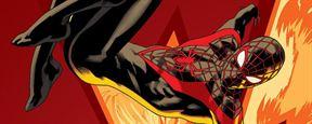 Spider-Man : Miles Morales remplace Peter Parker dans le film d'animation