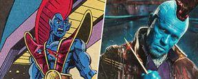 Les Gardiens de la Galaxie : à quoi ressemblaient-ils dans les comics ?