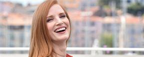 Jessica Chastain sera Ingrid Bergman