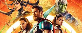 Thor Ragnarok : une affiche IMAX qui en met plein la vue !