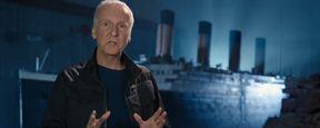 Titanic : James Cameron vous présente la bande-annonce du 20e anniversaire