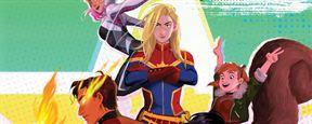 Marvel Rising : la nouvelle génération de superhéros Marvel arrive en animation