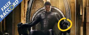 Faux Raccord : les gaffes et erreurs de Black Panther