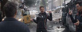 Avengers 3 : Tony Stark chante Mary Poppins dans les bêtisiers d'Infinity War