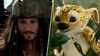 Ce soir à la TV dimanche 16 février : Pirates des Caraïbes et Sur la piste du Marsupilami