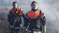 Les Hommes du feu sur France 3 à 21h : comment Roschdy Zem s'est préparé avec les pompiers ?