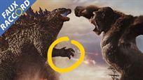 Faux Raccord Godzilla : les gaffes et erreurs des films