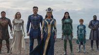 Les Éternels : leur absence dans Avengers Infinity War et Endgame sera expliquée