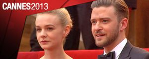 Cannes 2013 : Justin Timberlake et sa b(i)el sur les marches