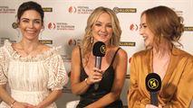 """30 ans Les Feux de l'amour : notre interview """"best-of"""" avec Sharon Case, Amelia Heinle, et Camryn Grimes"""