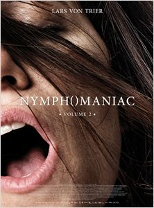 Nymphomaniac - Volume 2 affiche