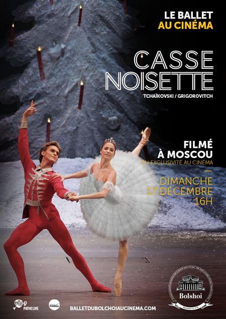 Casse-noisette (Bolchoï - Pathé Live)