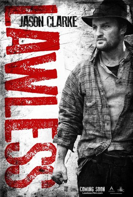 Affiche (autres) - FILM - Des hommes sans loi : 200399