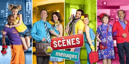 Photo - SERIE - Scènes de ménages : 7550