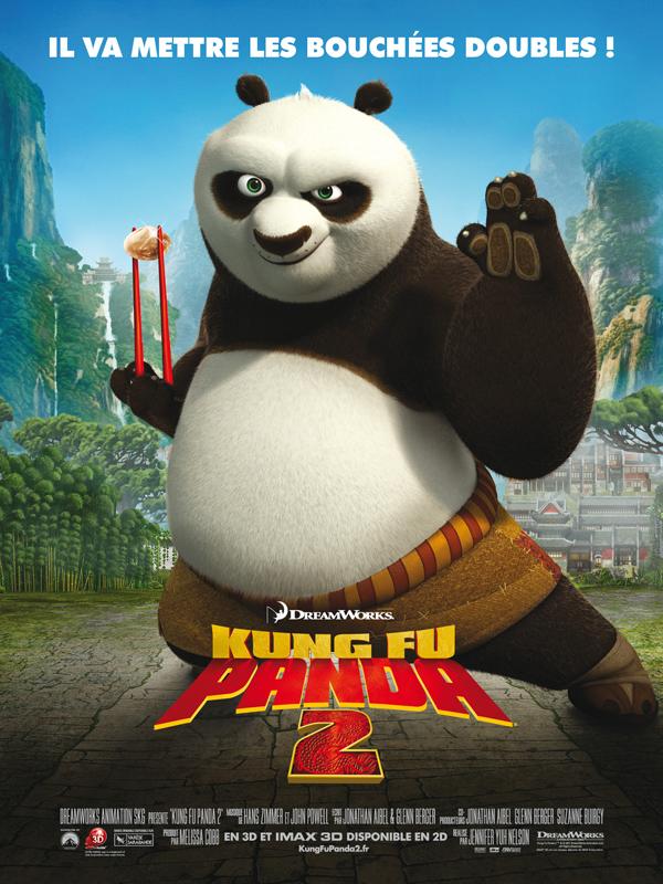 Kung Fu Panda 2  [FRENCH] [DVDRiP]