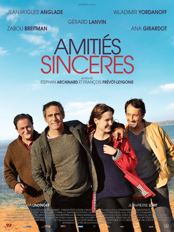 Amities Sinceres  [DVD-R|PAL]  [Multi]