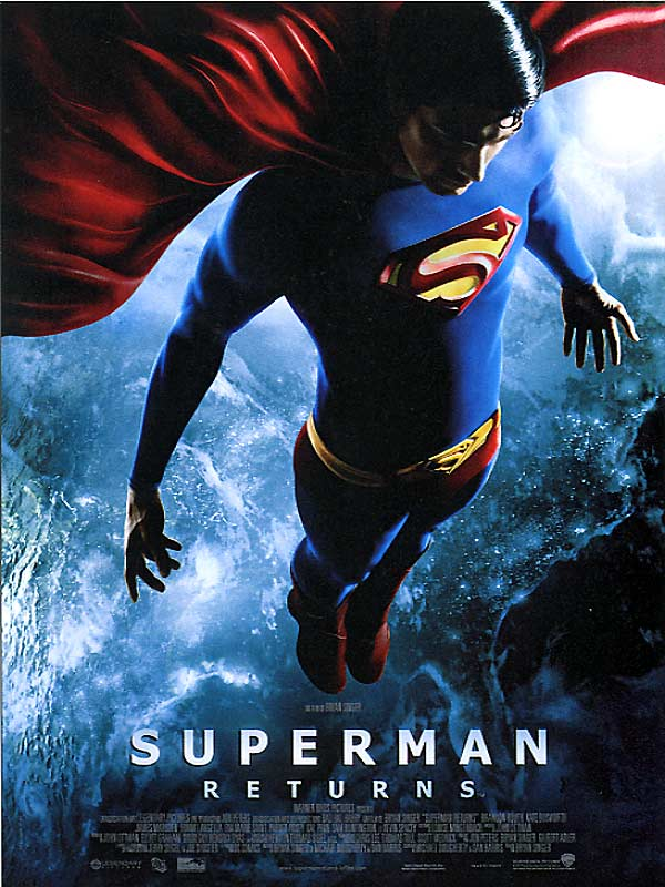 Affiche - FILM - Superman Returns : 47356