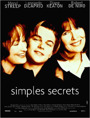 Simples secrets : Affiche Diane Keaton, Jerry Zaks, Leonardo DiCaprio, Meryl Streep