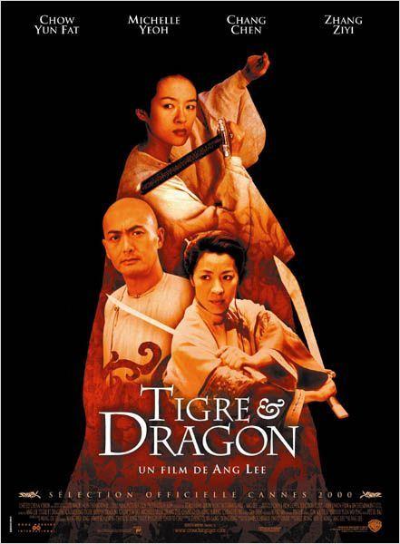 Tigre et dragon (2000)